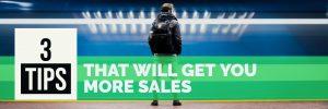 3 Tips That Will Get You More Sales Global Sales Consultant Global Sales Coach Motivational Speaker Tedx Speaker Forbes Entrepreneur AskMen Success Paul Argueta